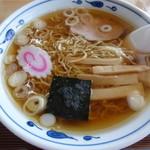 わこう食堂 - 料理写真:中華そば¥500