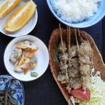 つぼい食堂 - 定食1000円