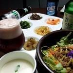koreAn diNing GOMAmura - 人気メニューお揃いの【おすすめコース】初めての方やスムーズな宴会進行の為にお試しやとりあえずの感覚で楽しめるおすすめのコースです。(写真はイメージ)