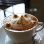 ミティーク - 料理写真:カプチーノ