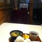あくびカフェー - あくびカフェー開店前