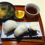 あくびカフェー - 和な朝食