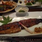 天松 - 鰻の蒲焼(2400円)