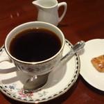 SHU  - 希少 旬摘みコーヒー:950円