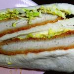 とまと - 三元豚サンドイッチ