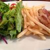 AUPA - 料理写真:お肉ランチ