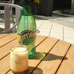 福島屋 - ペリエと手作りプリン。