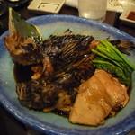 串打ち工房 焼串 - おこぜの煮物
