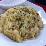 日和田製麺所 - 炒飯350円