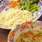 Choppusuthikkusu - フォーのつけ麺