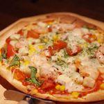 ププケア - シーフードピザ