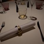 ライラ - テーブル・セッティング 2014.4.2x