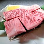 藤良 - 料理写真:上ロース