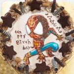 チェリボン洋菓子店 - スパイダーマン チェリボン