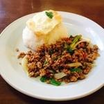 タイ国料理 ナムティップ - ガパオ