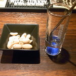 Bar Agit - チャームのピーナッツ¥300☆♪