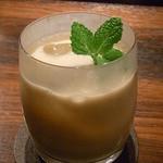 Bar Agit - バナナとラムのカクテル¥900☆♪