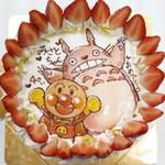 チェリボン洋菓子店 - トトロ アンパンマン  チェリボン