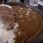 三田屋総本家カレーの店 - 黒毛和牛のビーフカレーレギュラー