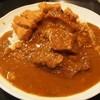 Karudamon - 料理写真:和牛厚切りカレー & 豚カツトッピング