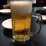 めんめん - 生ビール