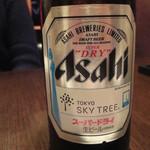 鶏や 梵 - 瓶ビール