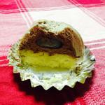 ヒロのお菓子屋さん - 花豆のモンブラン