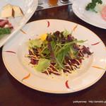 26688359 - 桜肉のカルパッチョ