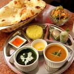 インド ナン ハウス - 料理写真:
