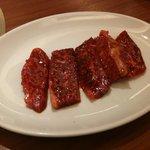 炭火焼肉 味楽亭 - ハラミ