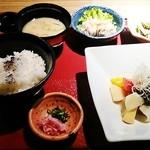 カルメシ茶屋 - 日替わり定食840円♪