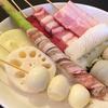 Genkiya - 料理写真:元気屋セットの揚げる前10本1000円ってありえる?!1本100円って事ですよ。