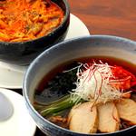 鉄ノ四 - 人気の冷麺