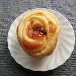 ベーカリー グランシャリオ - メープルスフレ 151円 2014/04