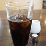 レストハウスポプラ - アイスコーヒーも付いて798円です