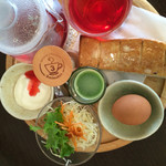 natural food cafe Marsa -