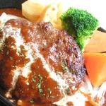 神戸ブランド亭 - オリジナルハンバーグステーキ