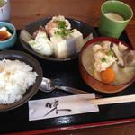26697355 - 豆腐御膳(ごはん付き)