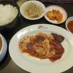 焼肉レストラン きりん亭 - 料理写真:
