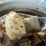 くまねこ食堂 - 麻婆豆腐2