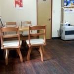 くまねこ食堂 - 店内2