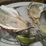 Oyster Bar ジャックポット - 生牡蠣1