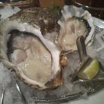 Oyster Bar ジャックポット - 生牡蠣2