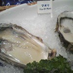Oyster Bar ジャックポット - 生牡蠣3