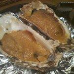 Oyster Bar ジャックポット - ウニバター焼き