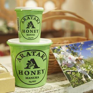 ニュージーランドの天然ハチミツマヌカハニー
