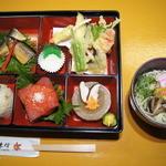 楓来坊 - 北摂旬菜幕の内 千五百円