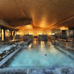 万葉倶楽部 - 大浴場 天然温泉でゆっくりと