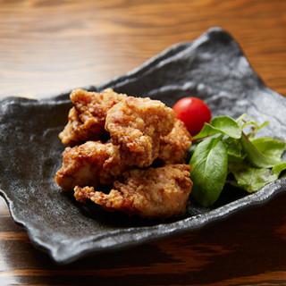 種類豊富な品揃え☆バラエティに富んだ鶏料理をご提供します!