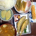 26707844 - 川魚定食
